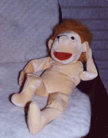 Ergo-Therapie Puppe